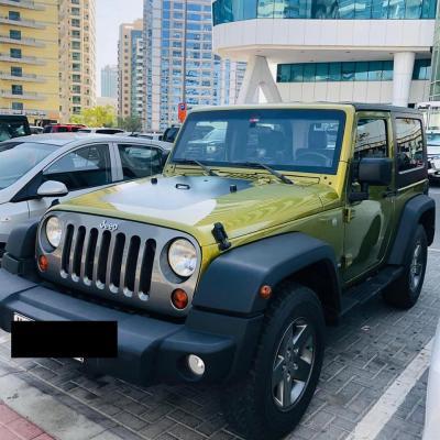 Jeep Wrangler / V6 3.8l