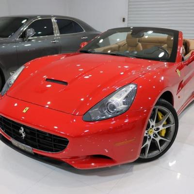 Ferrari California V8 / 4.3l / 490cv VENDU